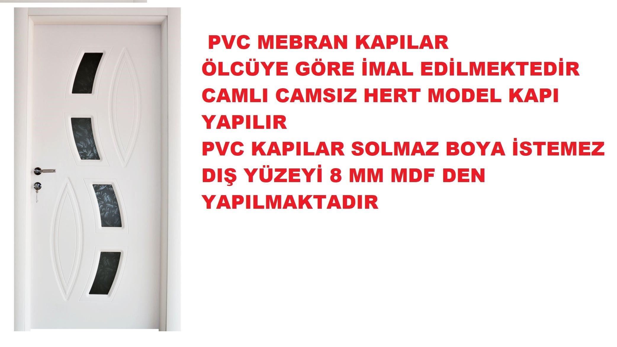 PVC MEBRAN KAPILAR